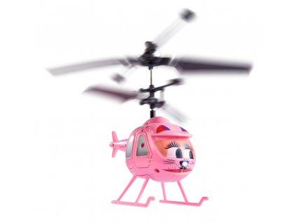Rc vrtuľníček Carson Caty Helikoptéra, IR 100% RTF