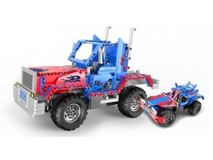 Truck - stavebnice na diaľkové ovládanie