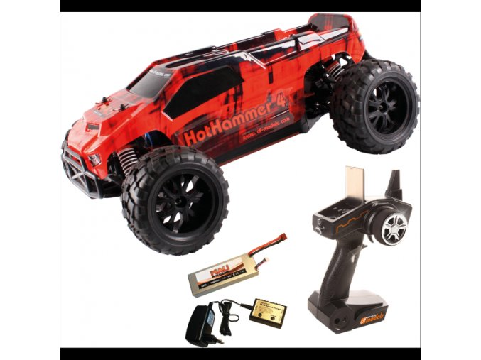 Hot Hammer 4 RC AUTO 1:10 XL RTR