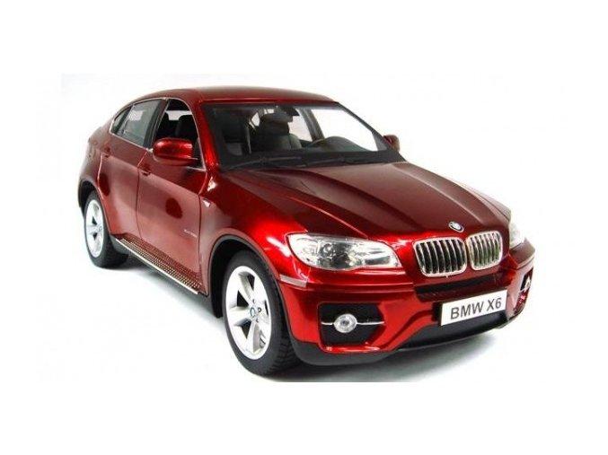 Rc auto BMW X6 1/14 červené
