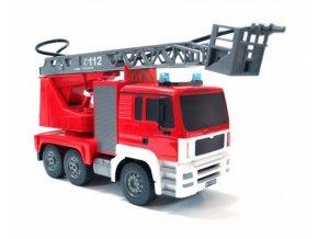 RC hasiči MAN s naozajstným vodným delom 2.4GHz