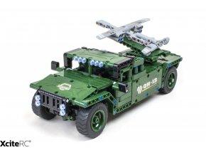 rc vojensky transporter teknotoys active bricks (2)