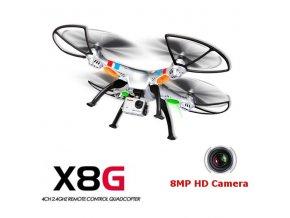 Rc dron SYMA X8CG s 8Mpix Full-HD kamerou