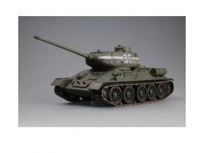 Tank T34/85 na diaľkové ovládanie
