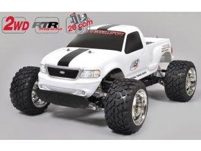 FG Stadium Truck , 2WD - Limitovaná alu verzia, RTR.