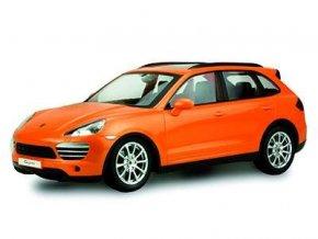 Rc auto Porsche Cayenne Turbo 1/14 oranžová