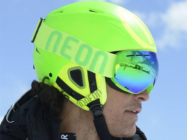neon optic sluneční a snb brýle a helmy