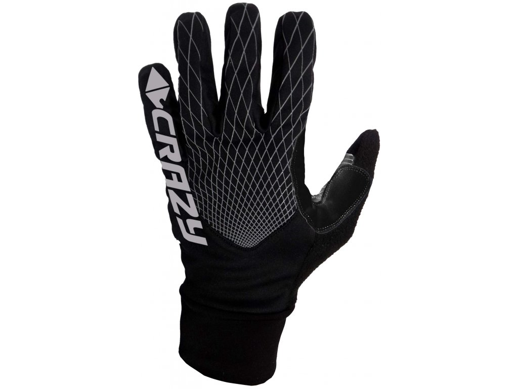 W19285001X 00 Gloves Sci Alp Race 01 Black