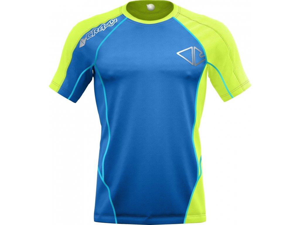 S20095102U 00 T Shirt Delta Prime Man 46 Yellow Fluo