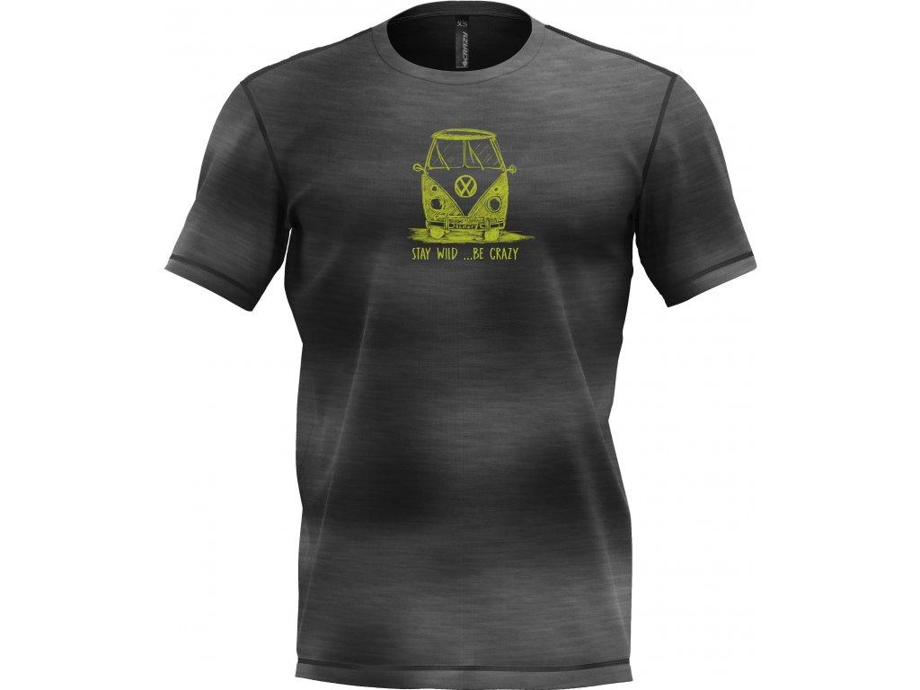 S20095034U S1 T shirt Lost Man 03 Gray