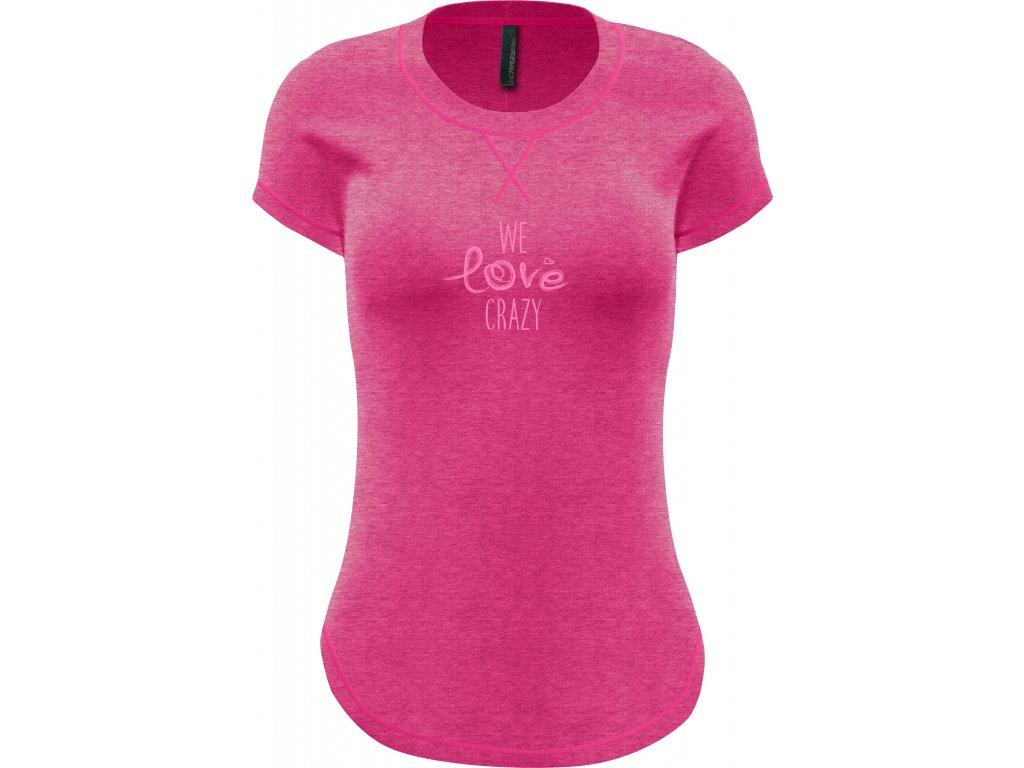 S20096132D 00 T Shirt Instinct Woman 19 Pink