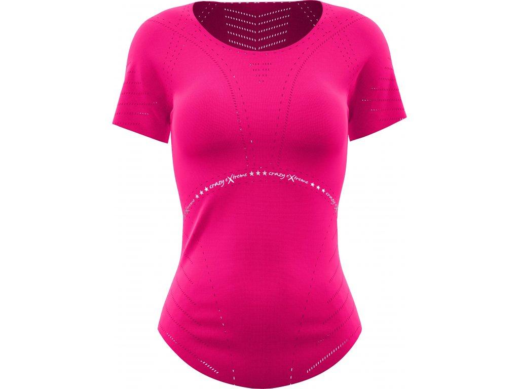 S20096134D 00 T shirt Laser Woman 51 Berry