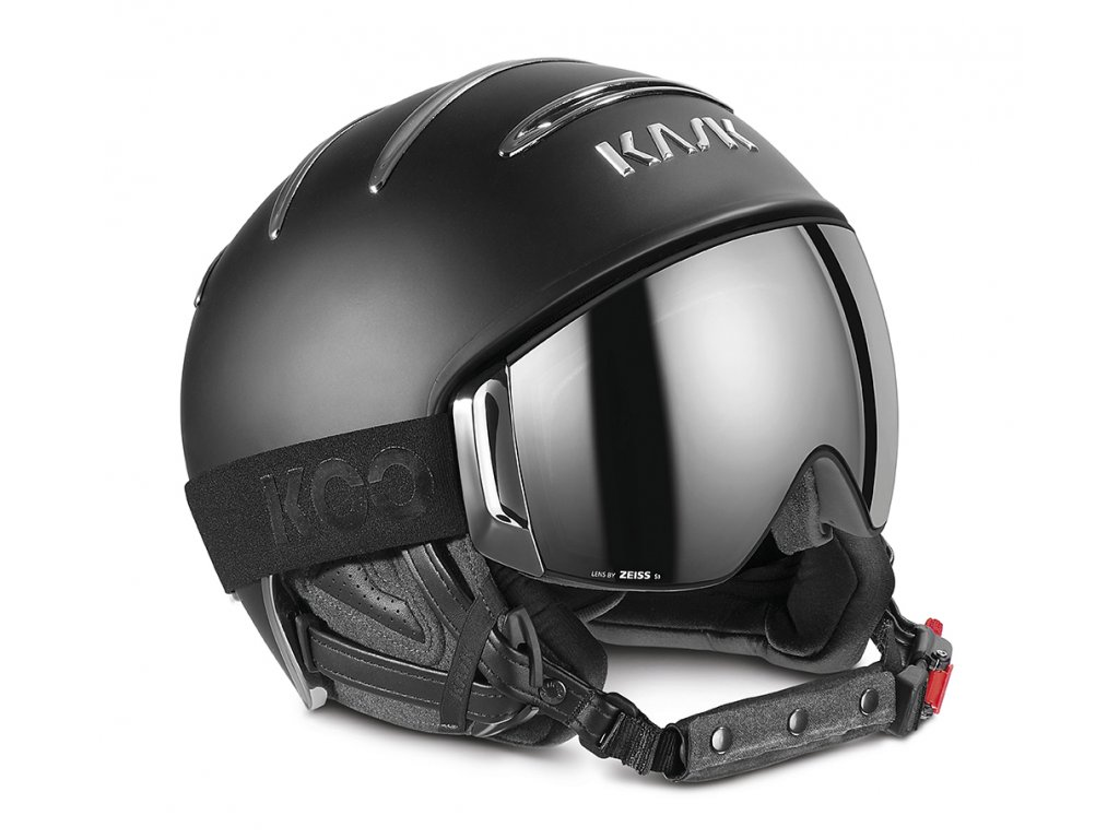 KASK SHE00052.255 COMBO CHROME BLACK SILVER