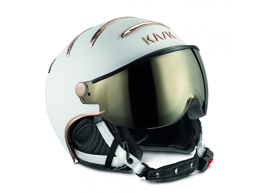 Kask Chrome White - Pink