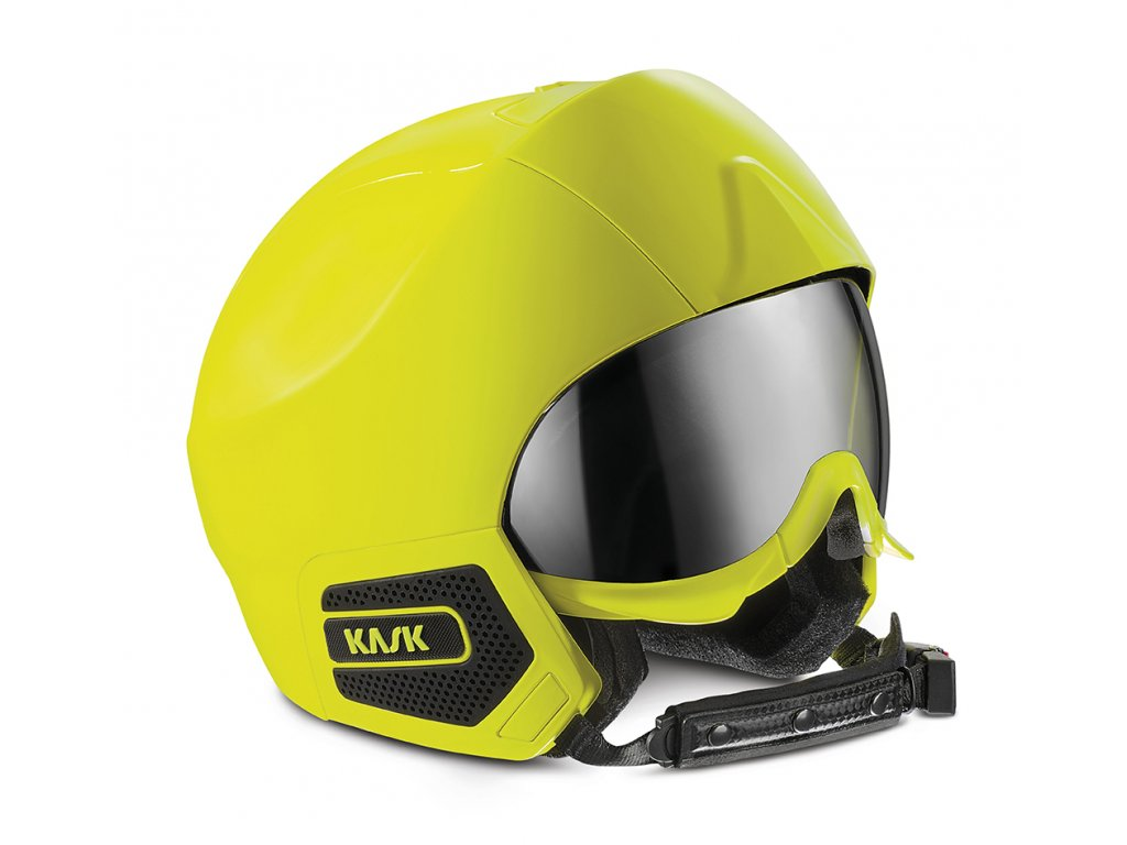 KASK SHE00053.901 STEALTH ìYELLOW FLUO