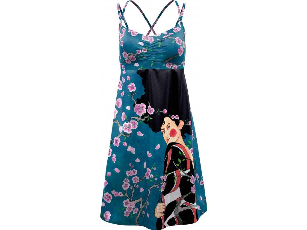 S20156023D 00 Dress Kimera Woman X067 Hulya Pesco