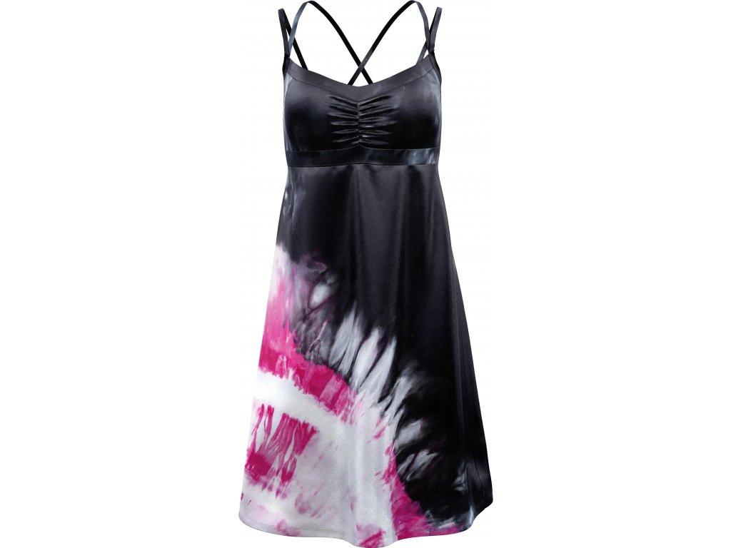 S20156023D 00 Dress Kimera Woman X069 Tie Dye