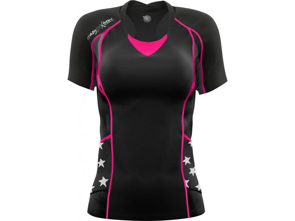 S20095068D T Shirt Kinsej Woman 19 Pink