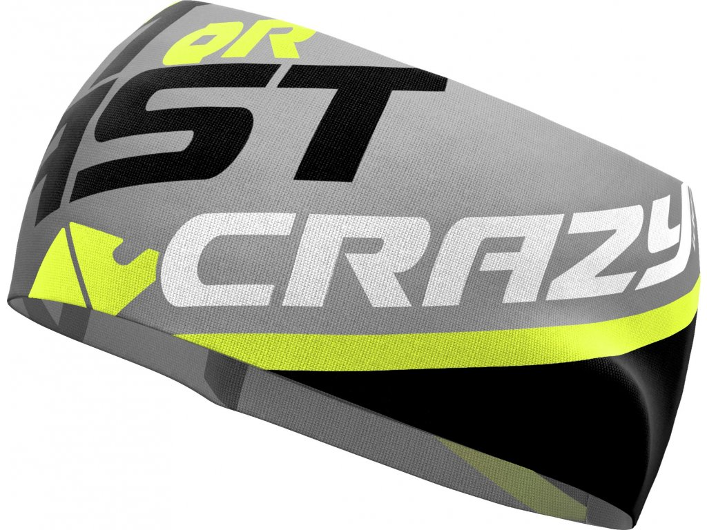 S20126031X 00 Crazy Band Sharp 46 Yellow Fluo