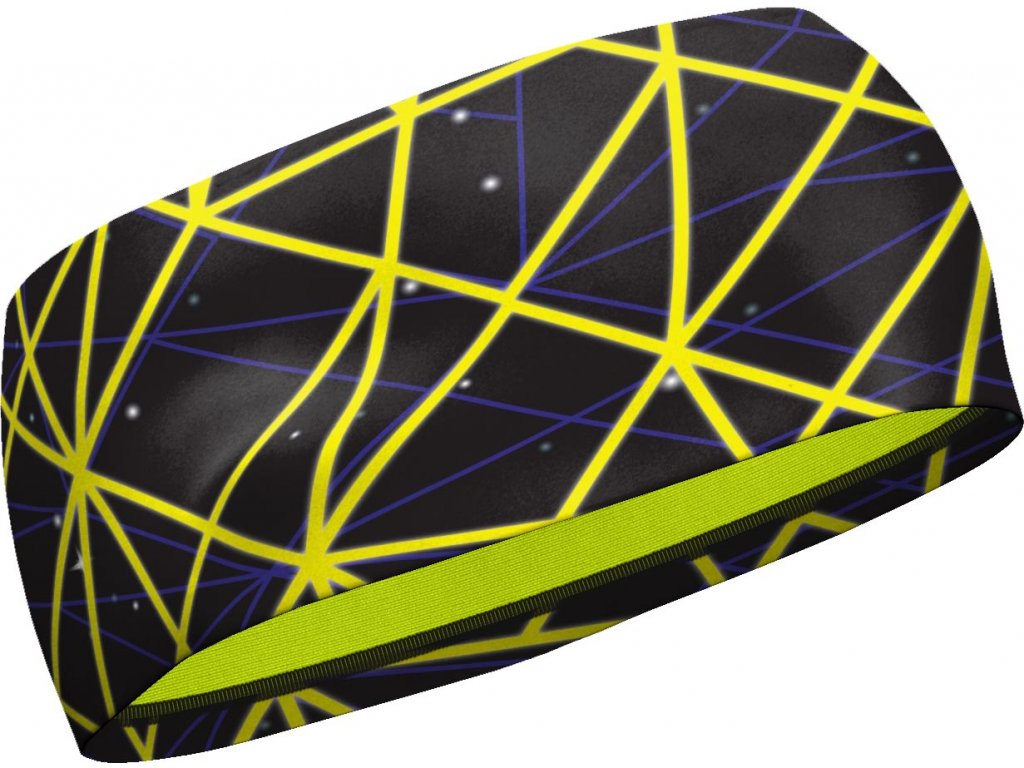 S20126002X 00 Band Crazy Double X077 Shadow Yellow