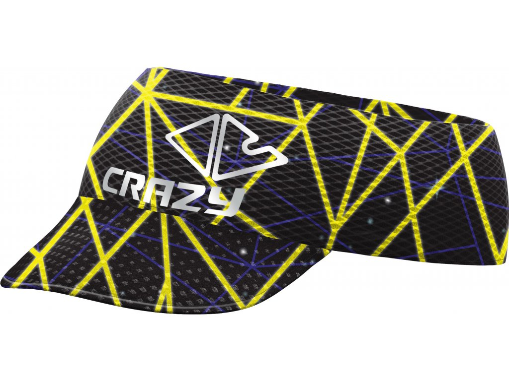 S20125042X 00 Pacman Visor X077 Shadow Yellow