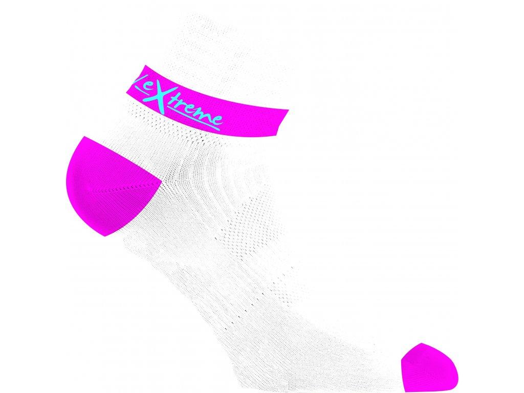 S20385002X 00 Crazy Carbon Socks 02 White