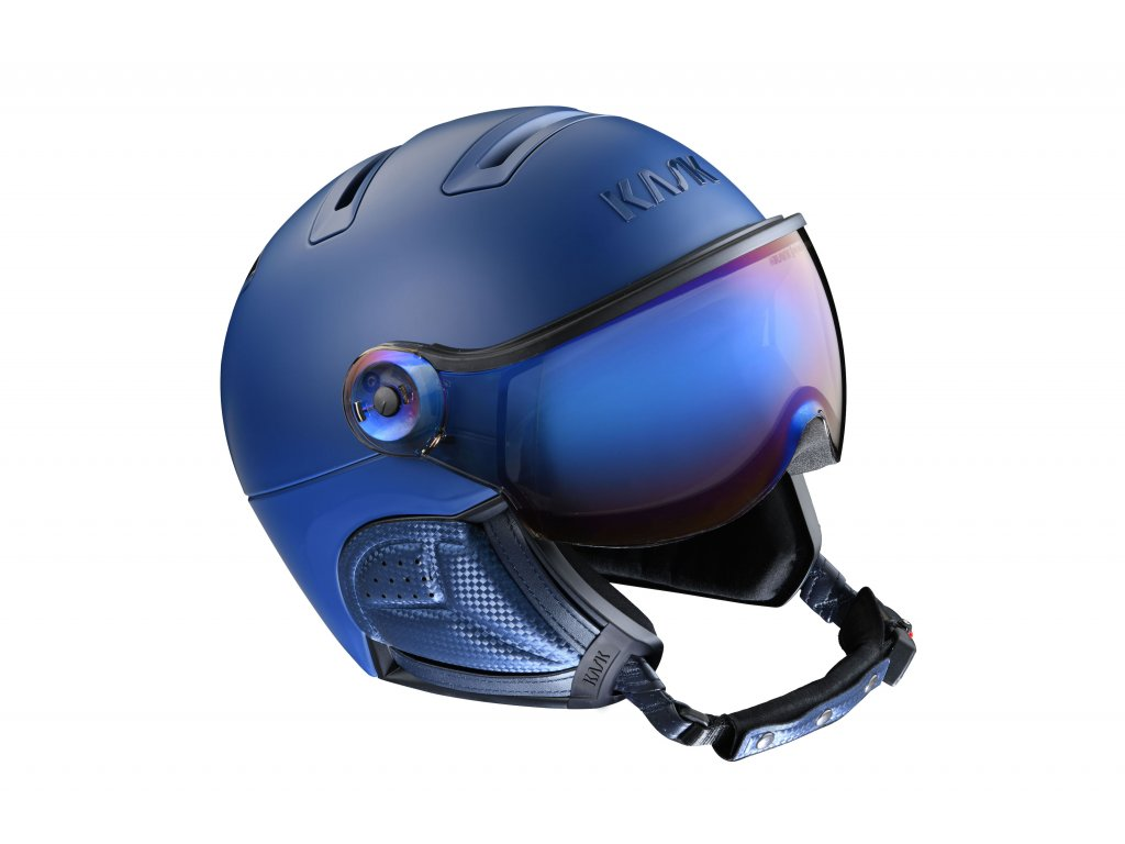 PIUMA R shadow navy visor