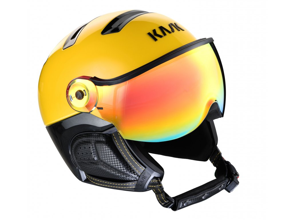 PIUMA R montecarlo yellow visor