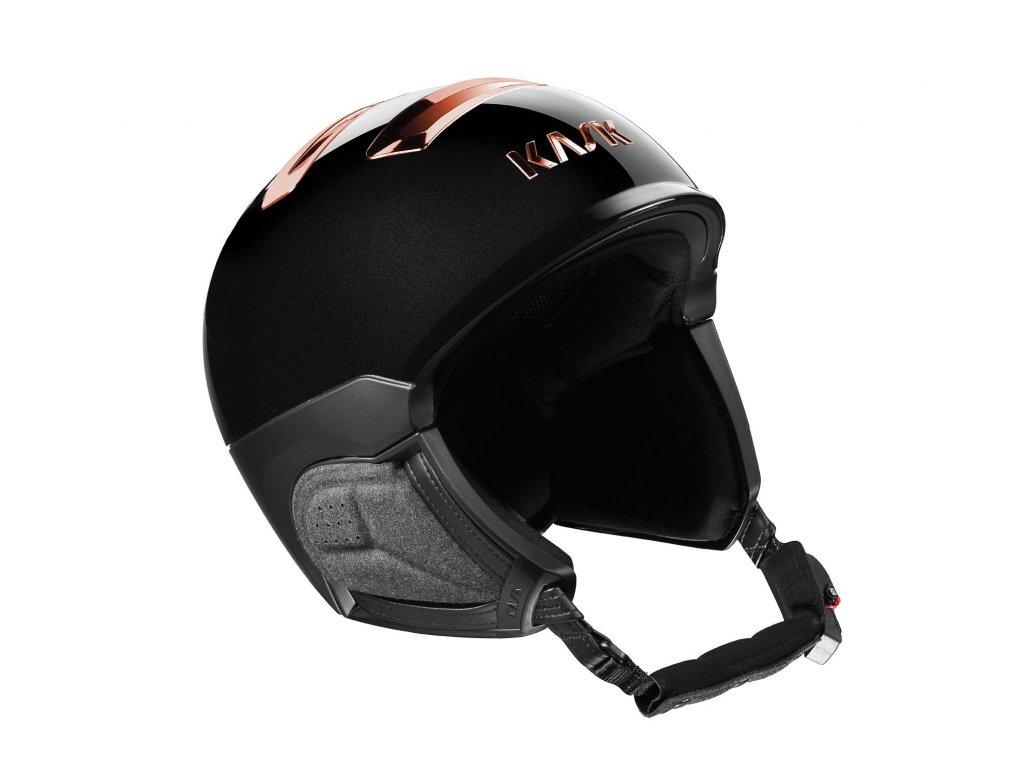 PIUMA R chrome black pinkgold goggle