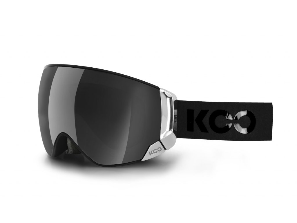 KOO ENIGMA CHROME Black Silver 1819