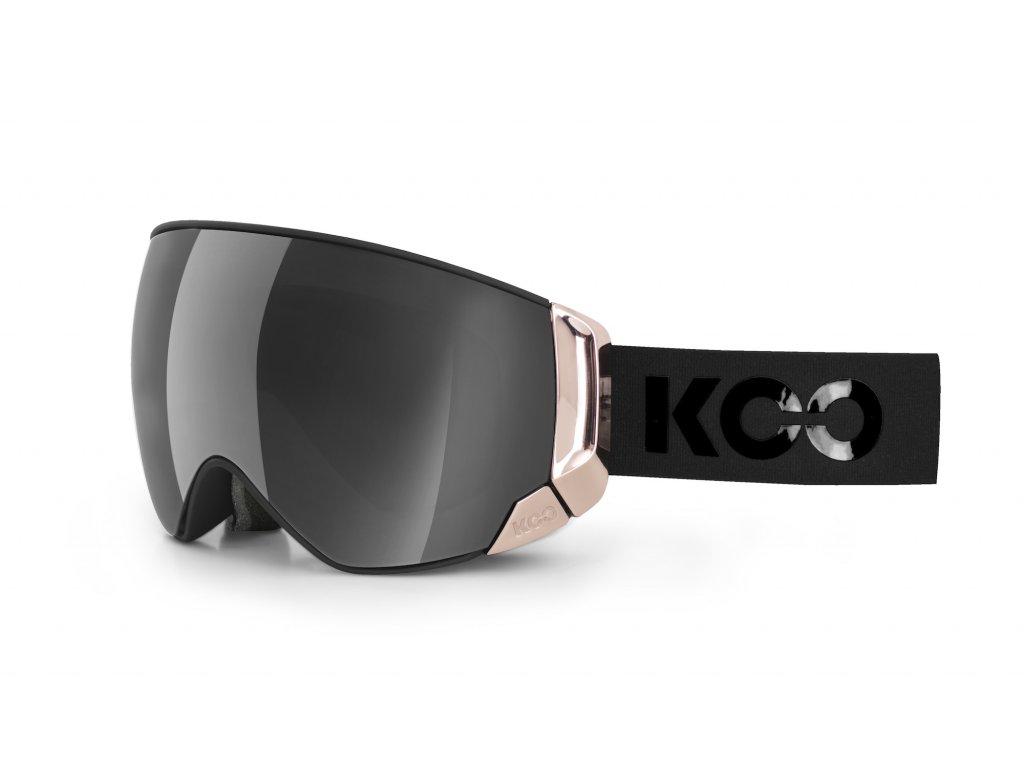 KOO ENIGMA CHROME Black Pink Gold 1819