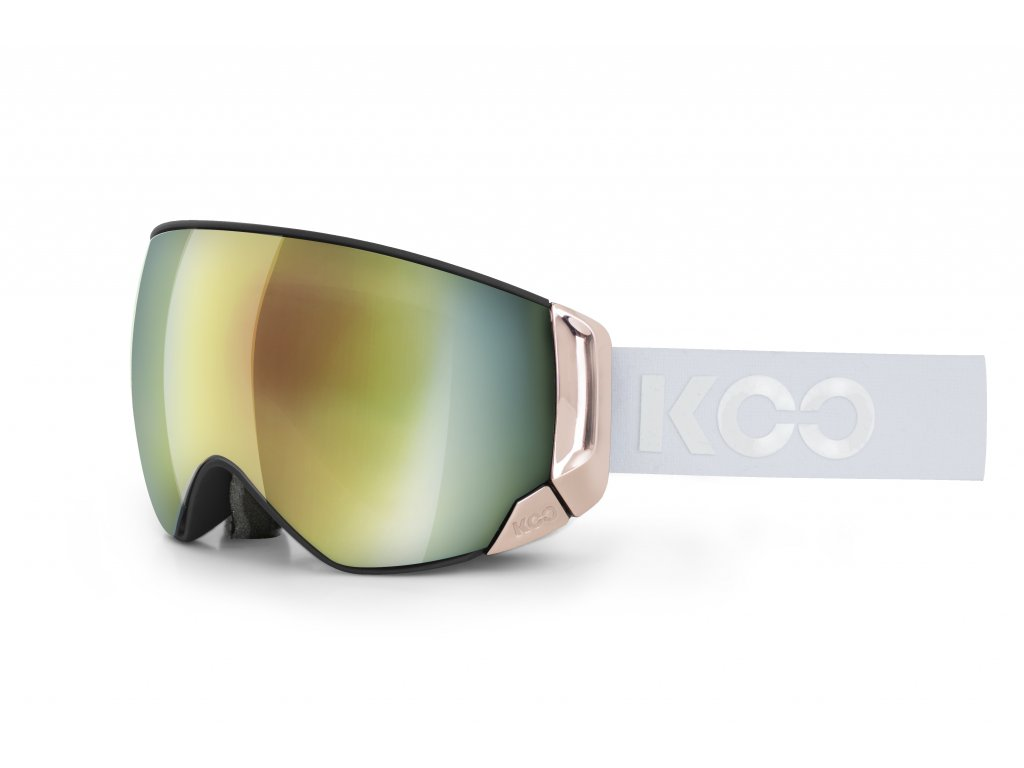 KOO ENIGMA CHROME White Pink Gold 1819