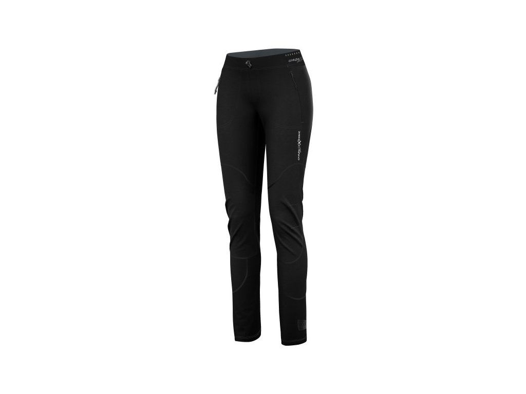 W20015063D 00 01 PANT CERVINO WOMAN BLACK
