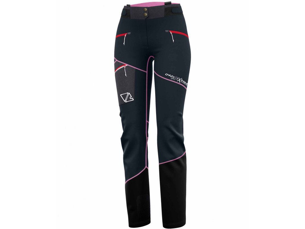 W20015134D 00 04 PANT INSPIRE WOMAN RED