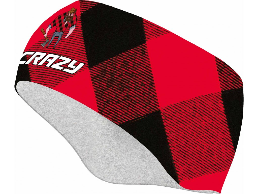 W20126026X 00 22RD BAND FAST CUT THERMO RED SCOTTISH