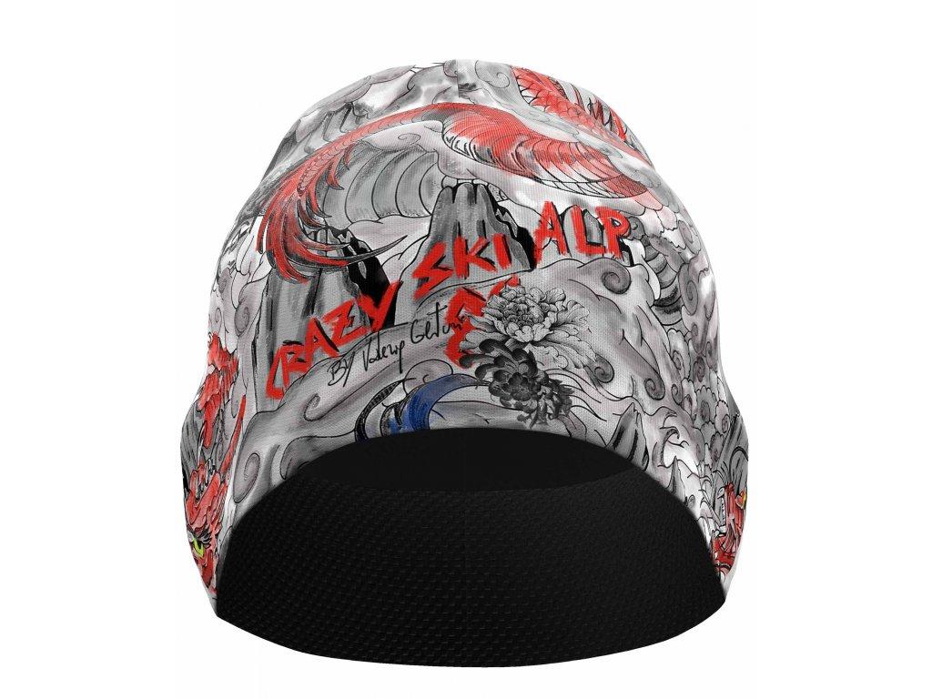 W20126028X 00 X032 CAP SPIRE THERMO MAN PRINT TATTOO MAN