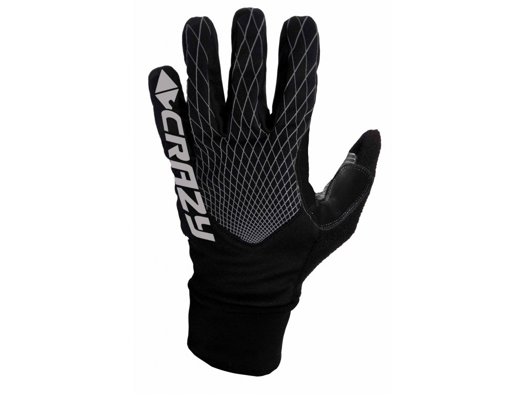 W20285001X 00 01 GLOVES SCI ALP RACE BLACK