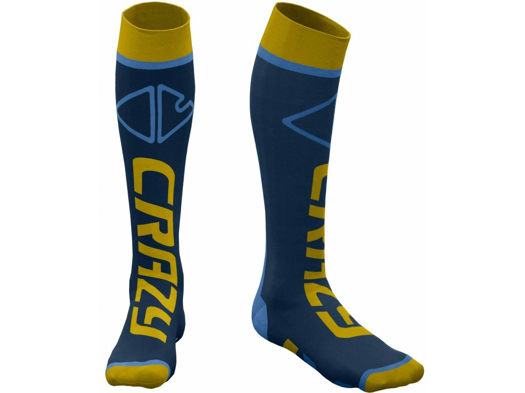 W20386019X 00 35 CRAZY CARBON SOCKS OCRA