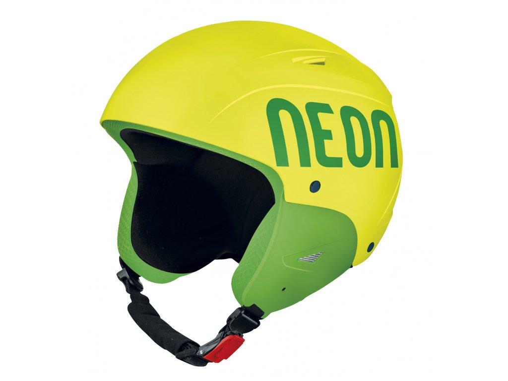 Wild WLP01 Yellow / Green fluo (Neon helma velikost XS / 54 cm)