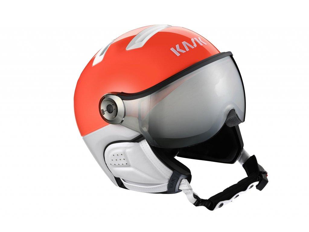 PIUMA R class sport orange fluo visor