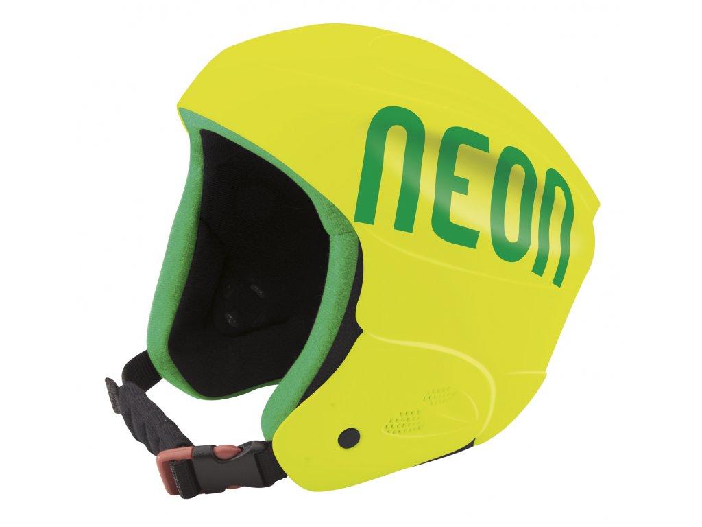 Hero HR01 Yellow / Green fluo (Neon helma velikost XS / 54 cm)