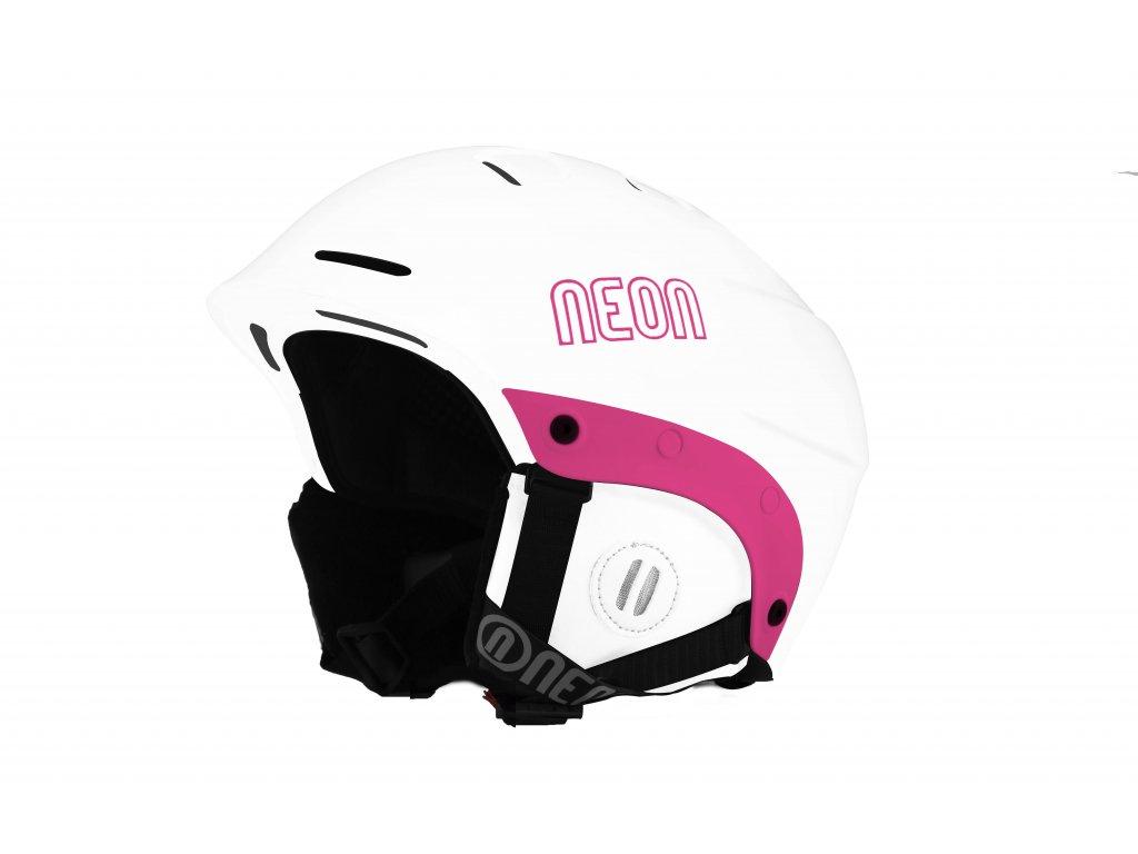 casco king white pink