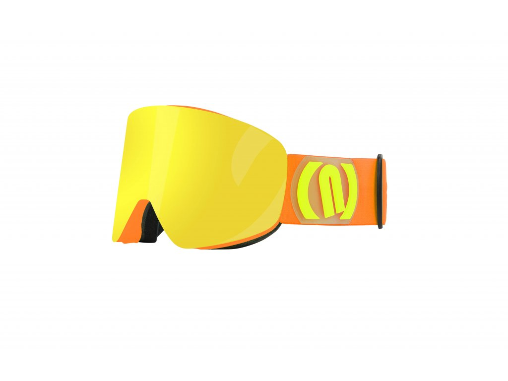 magneto orange yellow
