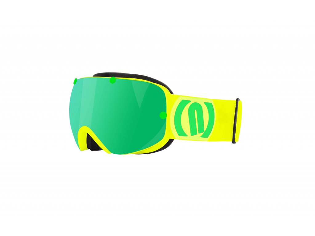 wire yellow green fluo