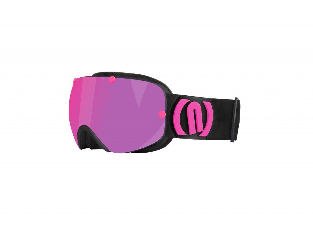 wire black pink fluo