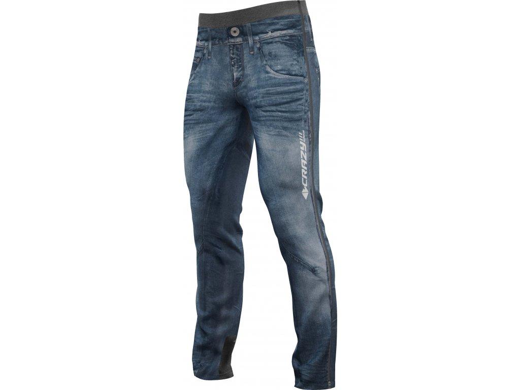 W18015073X 00 Pant Backslash X015 Print Light Jeans