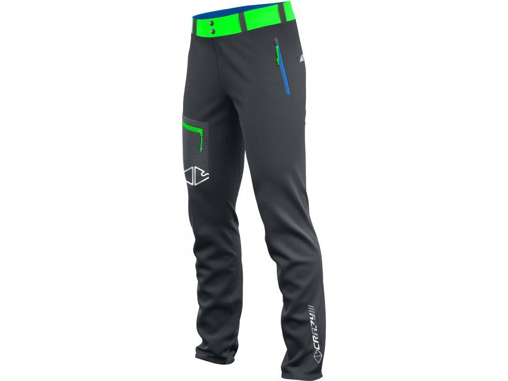 W19015201U 00 Pant Resolution Man 03 Gr Gray Green