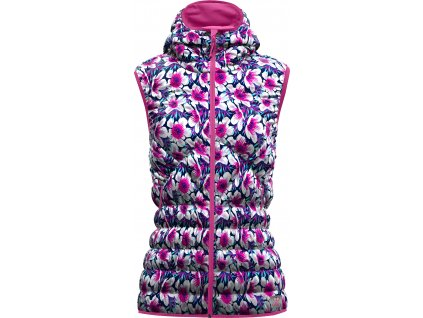 W19035024D 00 Vest Summit Woman X057 Manuka