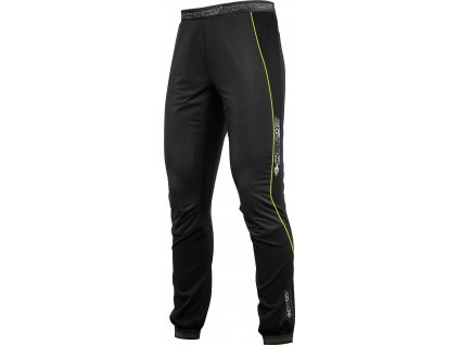 W19015063X 00 Pant Half Blade Man 01 Ye Black Yellow