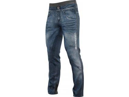 W19015073X 00 Pant Backslash Man X015 Print Light Jeans